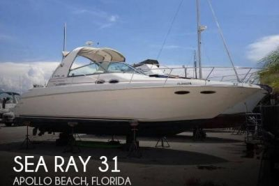 2000 Sea Ray 31