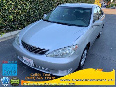 2005 Toyota Camry Standard (Phantom Gray Pearl)