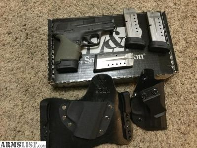 For Sale: Shield 9mm