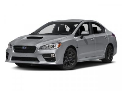 2017 Subaru WRX Base (Dark Gray Metallic)