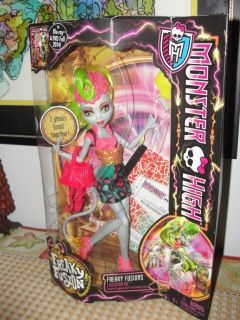 "MONSTER HIGH ""LAGOONA FIRE"" FREAKY FUSION DOLL"