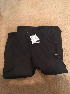 Adult Snow Pants NEW with tags size Small