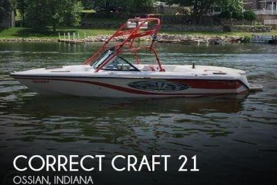 2003 Correct Craft Super Air Nautique 210