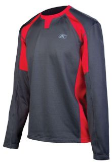 Sell 2013 Klim Men's Summit Tech T-Shirt Longsleeve Snowmobile Red Large motorcycle in Ashton, Illinois, US, for US $64.99
