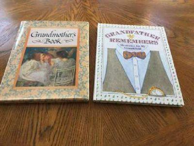 Grandmother & Grandfather Books