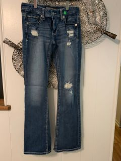 Express Jeans- size 4