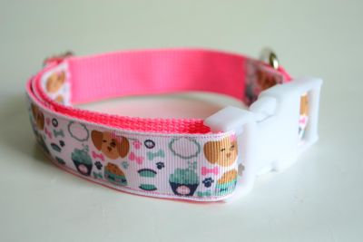 """Puppy Things"" Dog Collars"