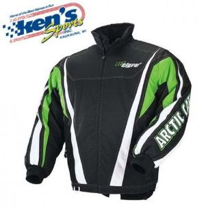 Buy ARCTIC CAT Men's Lime/Black EL TIGRE Snowmobile Jacket 5240-77_ motorcycle in Kaukauna, Wisconsin, United States, for US $89.99