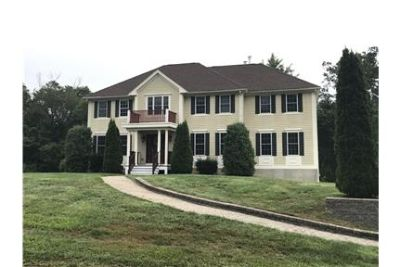 Upscale Colonial for Rent in Georgetown MA