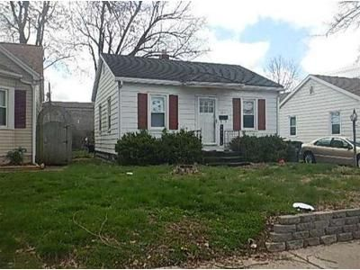 2 Bed 1 Bath Foreclosure Property in Evansville, IN 47711 - N Spring St