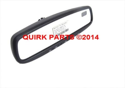 Find 2012-2015 Subaru Impreza & Crosstrek Auto Dim Mirror Compass & Homelink OEM NEW motorcycle in Braintree, Massachusetts, United States, for US $238.15