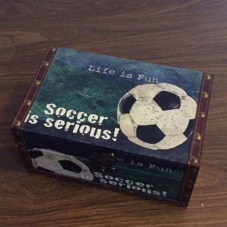 Soccer Storage Box