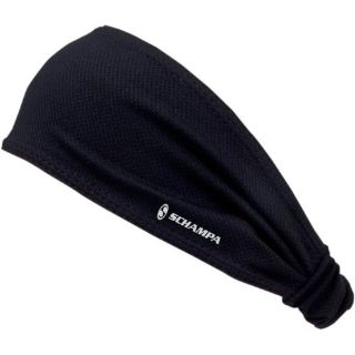 Buy Schampa Mini Doo-Z Coolskin Headwrap Black/Black motorcycle in Holland, Michigan, United States, for US $13.47