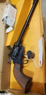 For Sale: Ruger single six