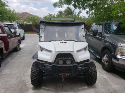 2015 ODES INDUSTRIES DOMINATOR X 5 SEATER 800CC V-TWIN
