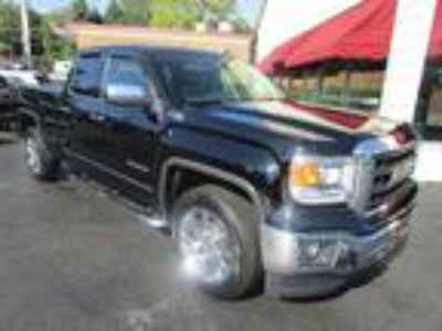 Used 2014 GMC Sierra 1500 SLT Ext. Cab 4WD in Wadsworth, OH