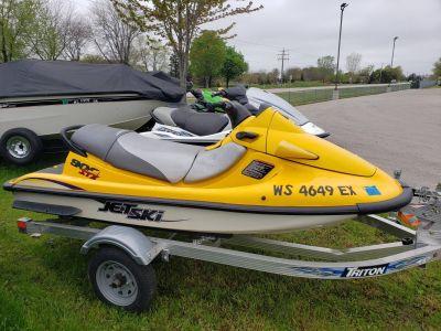 2000 Kawasaki JET SKI 900 STX Watercraft PWC 3 Seater Kaukauna, WI