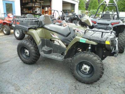2009 Polaris Sportsman 500 EFI X2 Utility ATVs Union Grove, WI