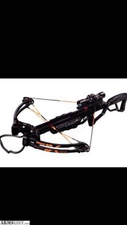 For Sale/Trade: Bear Fortus Crossbow