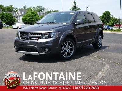 2018 Dodge Journey R/T (Granite Metallic)