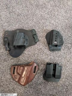 For Sale: SD40/ M&P40 holsters