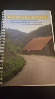 Bicycling routes-backroads around Knoxville tn