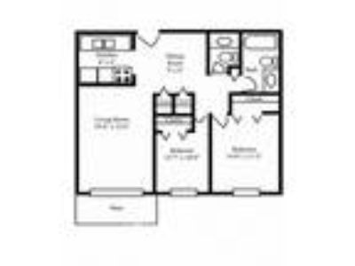 Willow Lake Apartments - Two BR 1.5 BA D