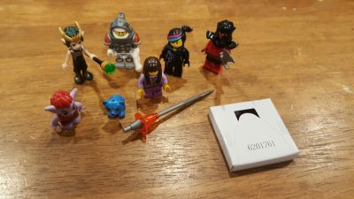 Lego lot of minifigures lot of 7