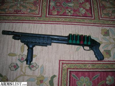 For Sale: Mossberg Tactical