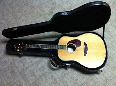$1,050 OBO Breedlove AD20/SR Plus /w Fishman Pickup - Beautiful Acoustic Guitar