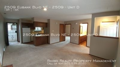 NE Heights Charmer Located in Highly Desirable Area