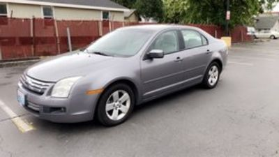 SUPER RELIABLE 2008 FORD FUSION SE W/ LOW MILES!