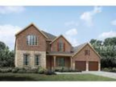 The Crestmoore II by Drees Custom Homes: Plan to be Built