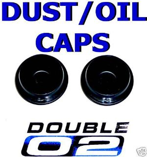 Purchase BMW E24 M6 Mount DUST Caps COVERS 6 series 633 635 New 32mm Set *2* Ships FREE ! motorcycle in Hayward, California, US, for US $11.95