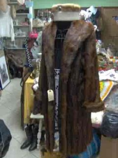 $1,500, Dicker  Dicker, Beverly Hills CA Full Length Mink Coat