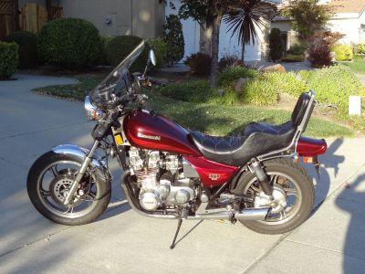 1985 Kawasaki LTD SHAFT 1100