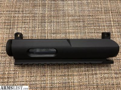 For Sale: Nordic Components 22RB Stripped Upper Reciever- New- .22 or 9mm