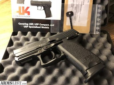 For Trade: HK USP Compact 40S&W