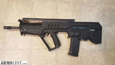 For Sale/Trade: I.W.I. Tavor S.A.R. package