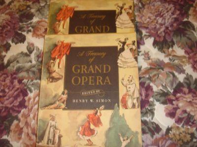 Piano Book-Rare-Grand Opera