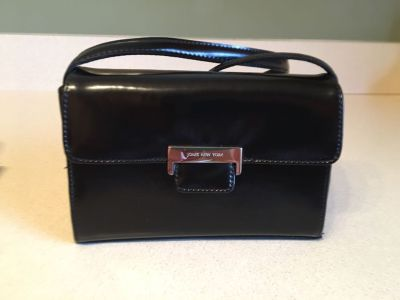 Going to New York clutch bag or shoulder strap