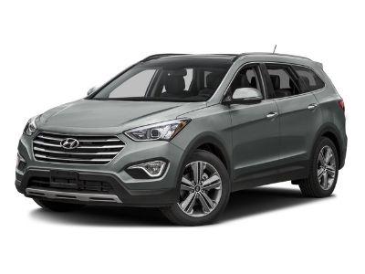 2016 Hyundai Santa Fe Limited (Monaco White)