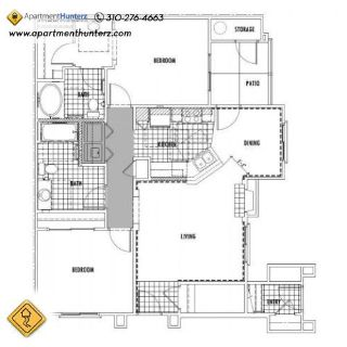 Apartment for Rent in Moreno Valley, California, Ref# 2272682