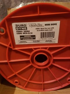 Duro Dyne 500 ft 1/8 cable
