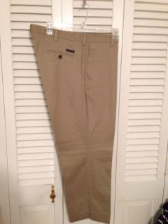 Dockers 40 x 30 Khaki pants. Pick up at Target in McCalla on Thursdays 5:15 to 6:00pm.
