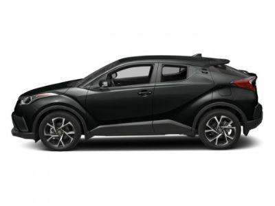 2018 Toyota C-HR XLE Premium (Black Sand Pearl)