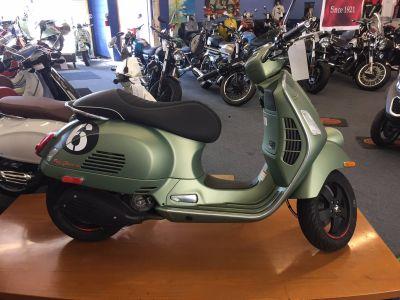 2018 Vespa Sei Giorni 300 250 - 500cc Scooters Marina Del Rey, CA