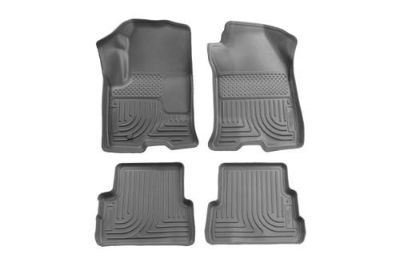 Purchase Husky Liners 98312 08-11 Ford Focus Gray Custom Floor Mats 1st, 2nd Row motorcycle in Winfield, Kansas, US, for US $134.95