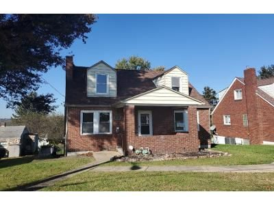 3 Bed 1 Bath Foreclosure Property in West Mifflin, PA 15122 - Antoinette St