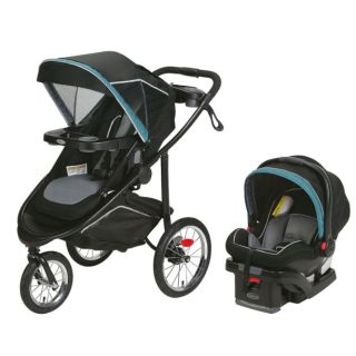 NEW-Graco Modes Jogger Travel System